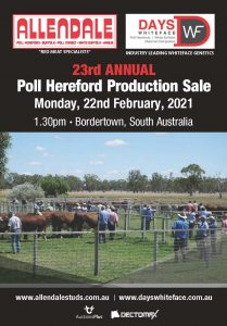 2021 Poll Hereford Production Sale Catalogue